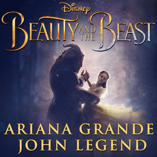 Ariana Grande und John Legend - The Beauty and the Beast