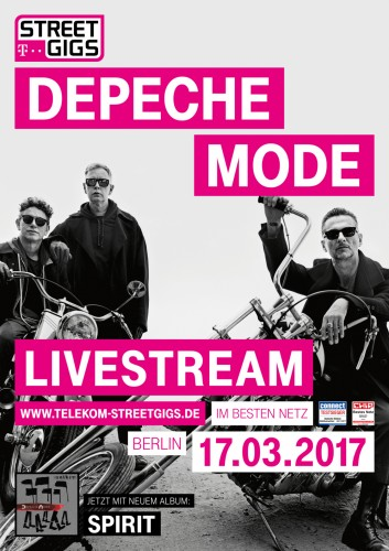 Depeche Mode - Credits: Sony Music