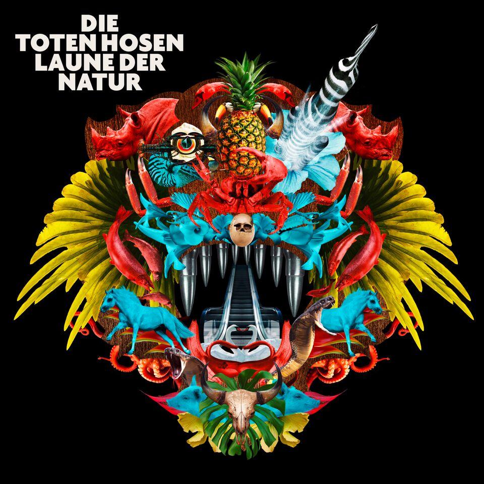 """Die Toten Hosen: Neues Album """"Laune der Natur"""" erscheint am 5. Mai"""