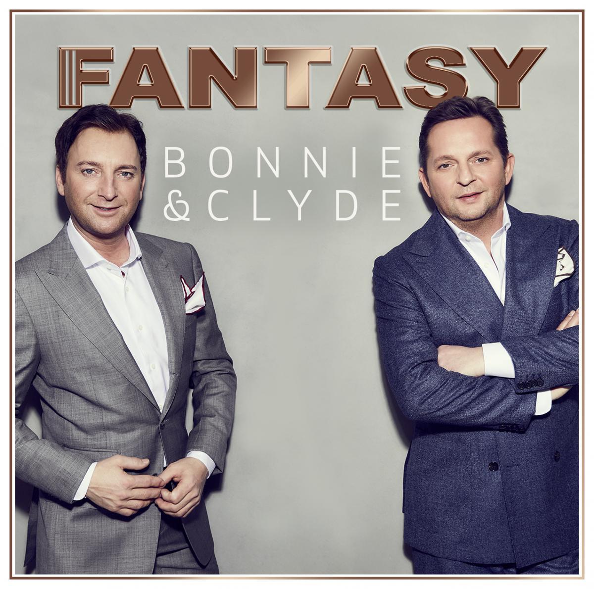 """FANTASY: """"Bonnie & Clyde"""" – das Album zum 20-jährigen Jubiläum ab 07. April – 5. Echo-Nominierung in Folge"""