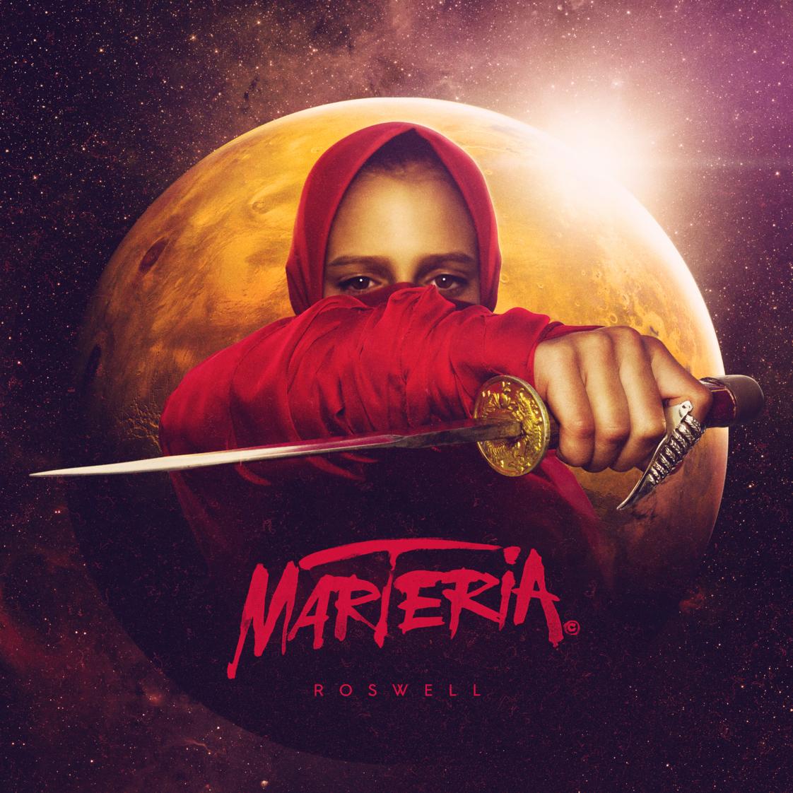 """Pre-Order für Marterias neues Album """"Roswell"""" startet heute"""