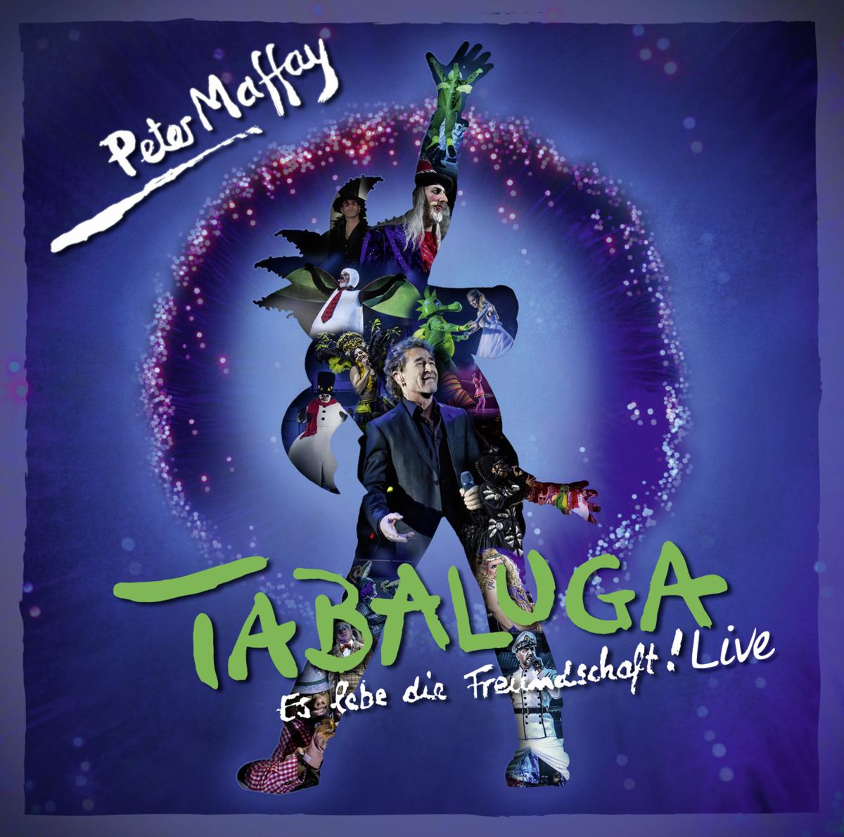 """""""Tabaluga"""" Live-DVD von Null auf Eins in den deutschen Charts"""