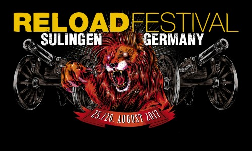 LINE-UP KOMPLETT: Reload Festival 2017 am 25. & 26.08.2017 in Sulingen (NEU bestätigt: Bullet For My Valentine, Justa, Antillectual, As We Arise)