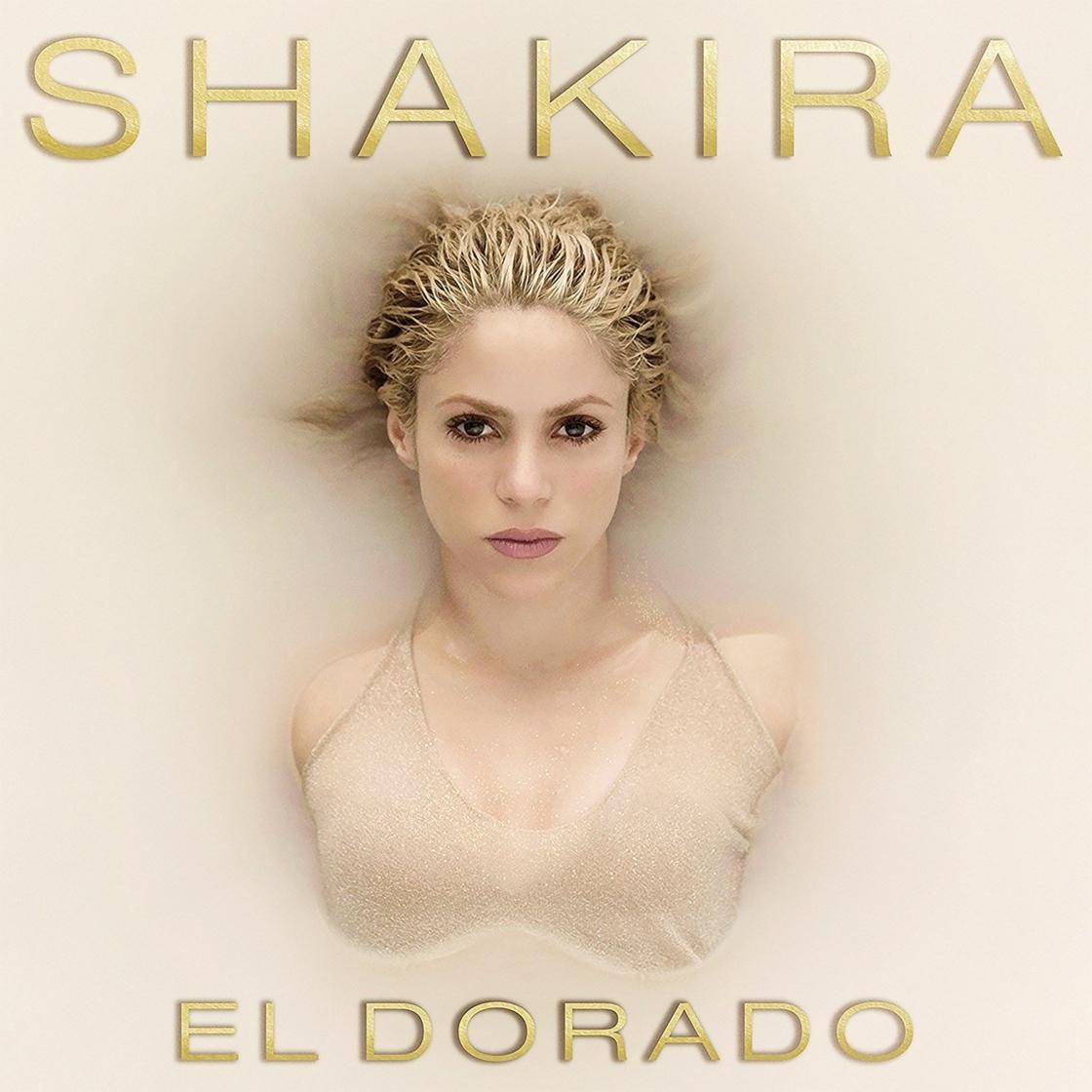 """SHAKIRA: Neues Album """"El Dorado"""" erscheint am 26. Mai"""