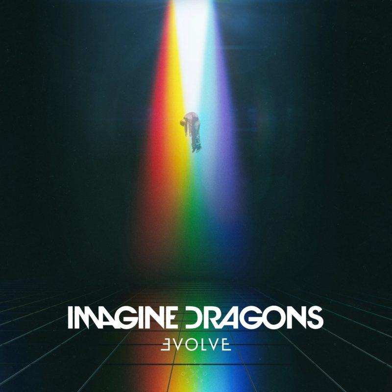 """Imagine Dragons veröffentlichen ihr neues Album """"EVOLVE"""" ++ Headliner beim Hurricane/Southside Festival ++"""