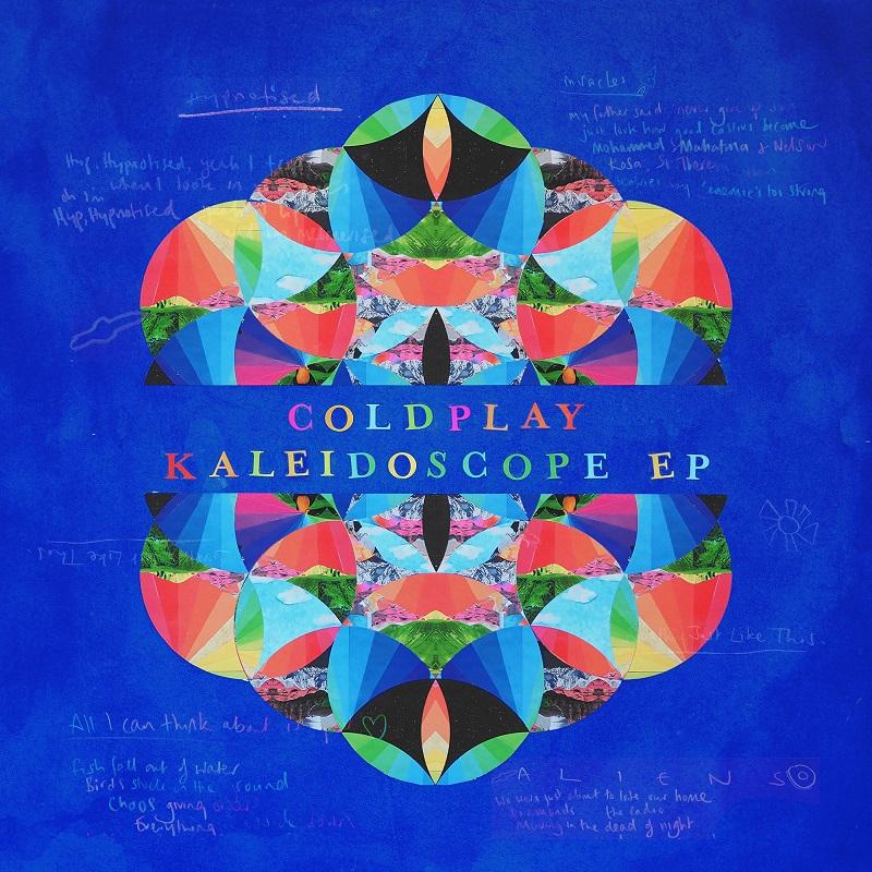 Coldplays  'Kaleidoscope EP' veröffentlicht