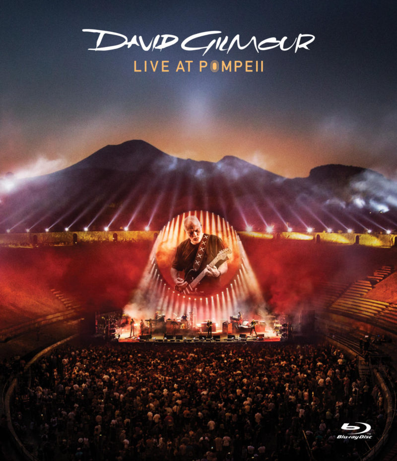 "DAVID GILMOUR: ""Live At Pompeii"" am 13. September im Kino"