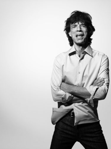 Mick Jagger 2017 - Credits: Universal Music