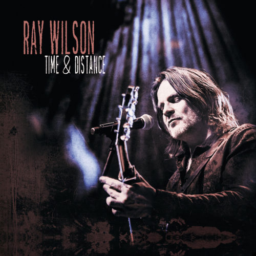 RayWilson_TimeDistance_Cover