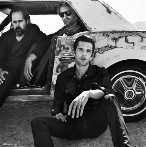 The Killers PHOTO CREDIT Anton Corbijn