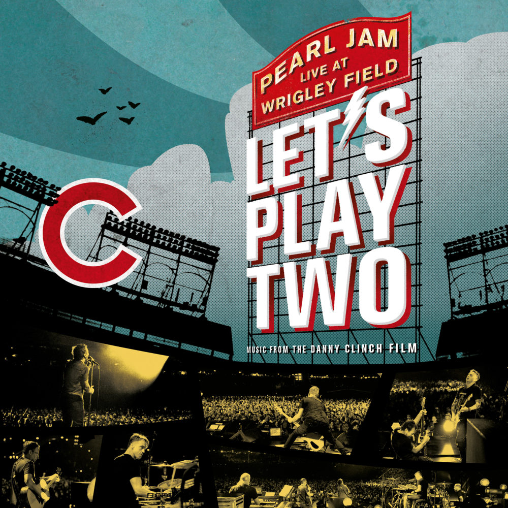 "PEARL JAM präsentieren Dokumentarfilm ""LET'S PLAY TWO"" ++ Soundtrack erscheint am 29. September"