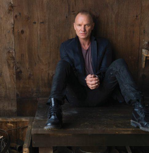 Sting - Credits: Universal Music