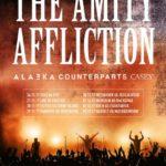 ALAZKA – kündigen Support für THE AMITIY AFFLICTION an