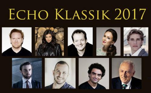 Echo Klassik 2017