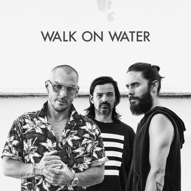 "Thirty Seconds To Mars – Neues Video ""Walk On Water"" feiert Premiere"