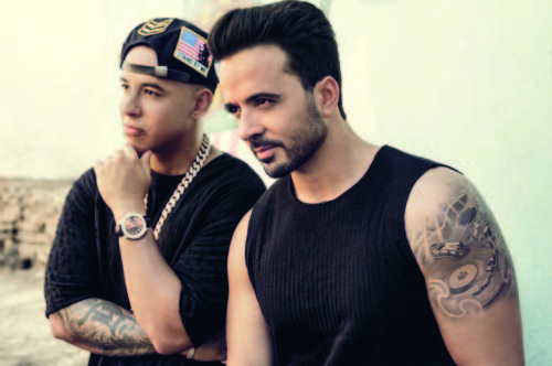 Luis Fonsi & Daddy Yankee -Credits: PHOTO CREDIT Omar Cruz