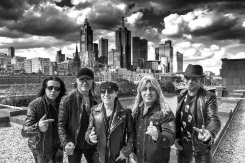 Scorpions - Credits: Ian Laidlaw