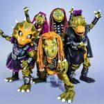 """HEAVYSAURUS – """"Rock'n'Rarrr Music"""" erscheint am 18. Mai 2018"""
