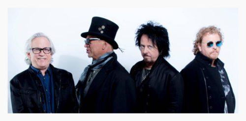 Toto - Credits: Scott Richie