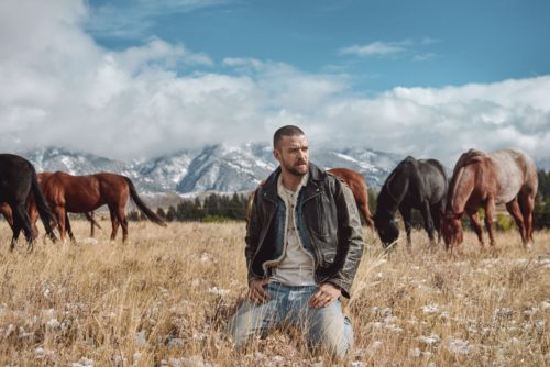 Justin Timberlake - Credits: Sony Music