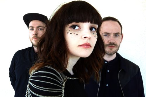 Chvrches - PHOTO CREDIT © Danny Clinch