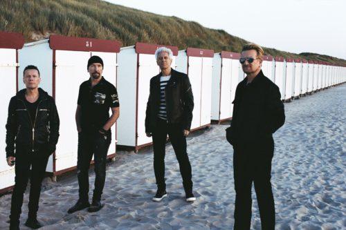U2 - PHOTO CREDIT Anton Corbijn