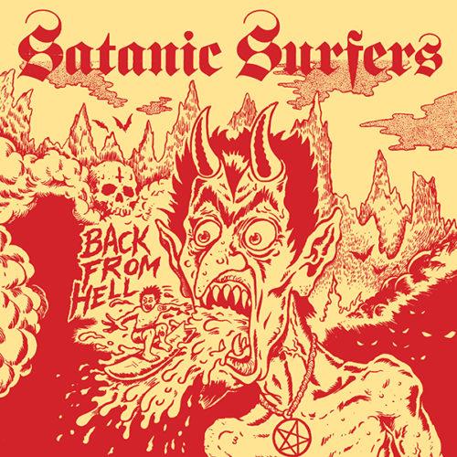 Satanic Surfers