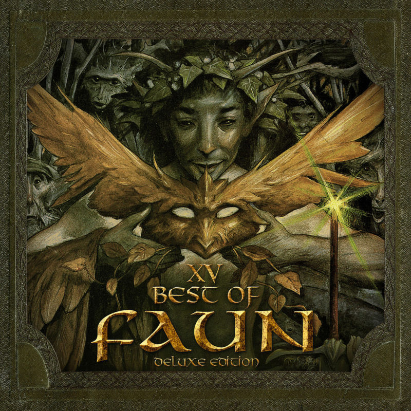 "FAUN ""XV – Best Of"""