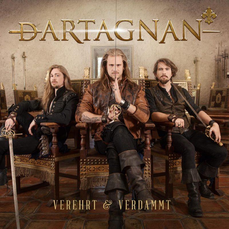 """dArtagnan – im März auf """"Verehrt & Verdammt Tour 2018"""""""