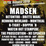 LINE-UP KOMPLETT: Hütte Rockt Festival 12