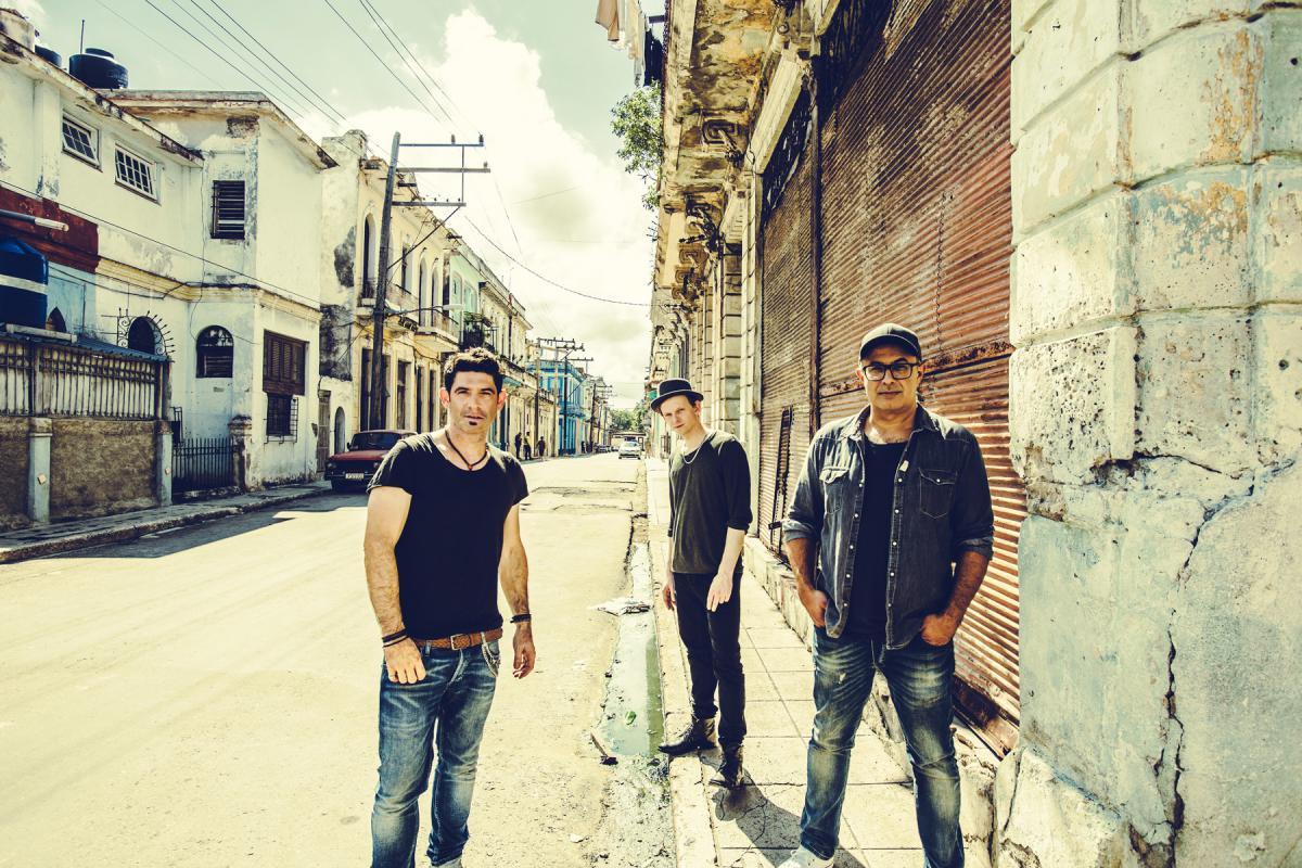 """Marquess steigen mit neuem Album """"En Movimiento"""" auf Platz 11 der Charts ein"""