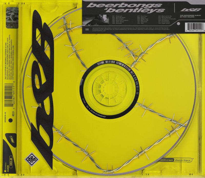 Post Malone mit neuem Album auf Rekordjagd!