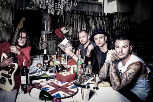 The Parlotones  - Credits: Joanne Oliver Photography
