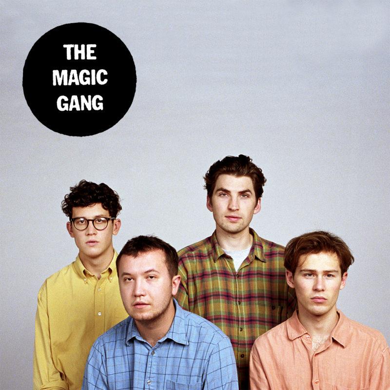 The Magic Gang sind ab morgen mit The Wombats auf großer Deutschlandtour!