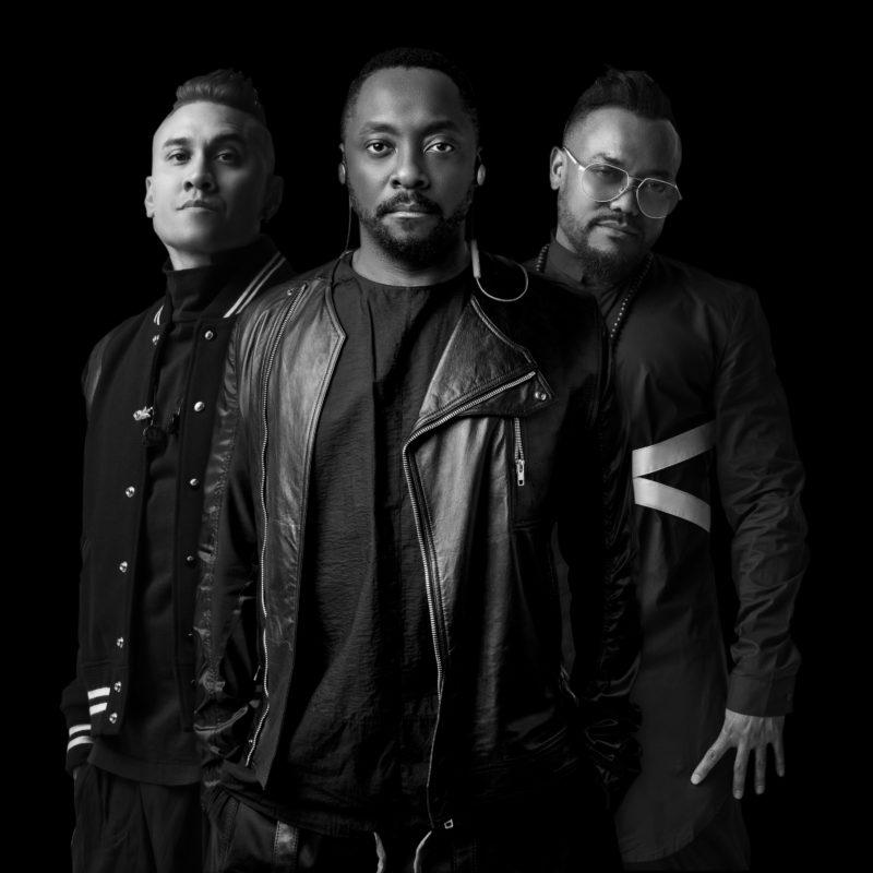 Black Eyed Peas melden sich zurück