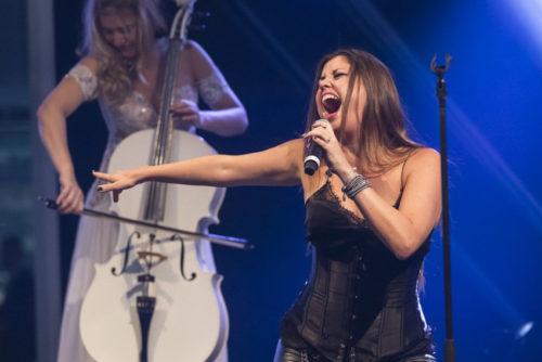 Christina Ramos - Credits: Macheete
