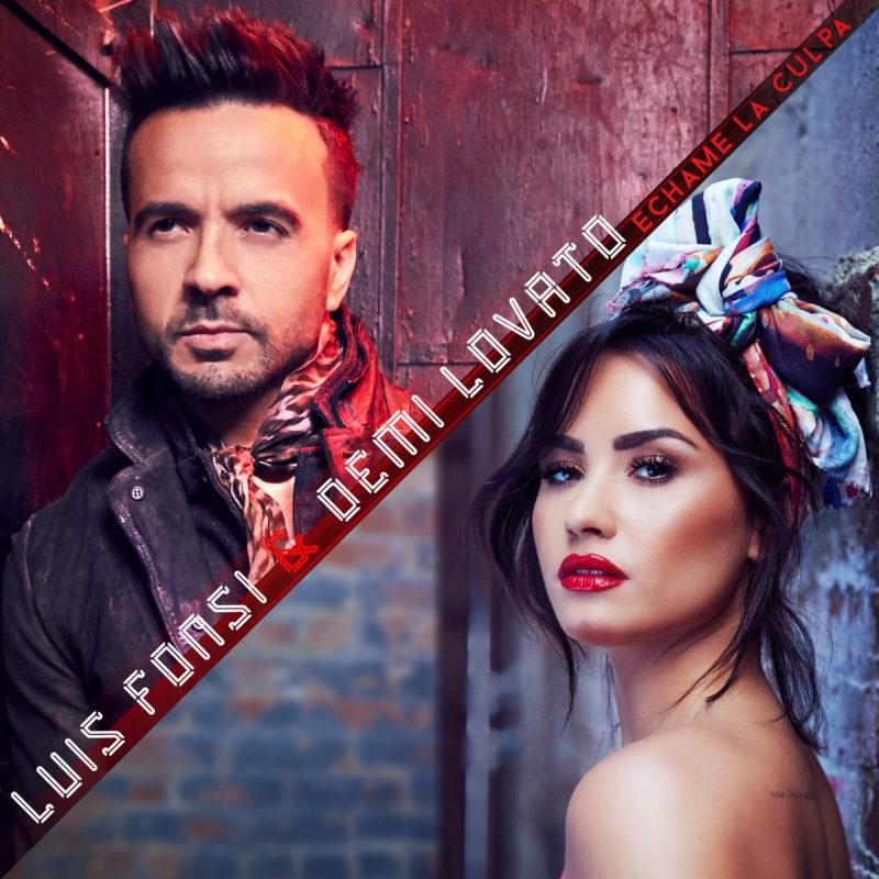 "Luis Fonsi erhält für ""Échame La Culpa"" feat. Demi Lovato den Platin-Award"