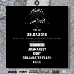 Grand Hotel van Cleef veranstaltet kostenloses Festival in Hamburg