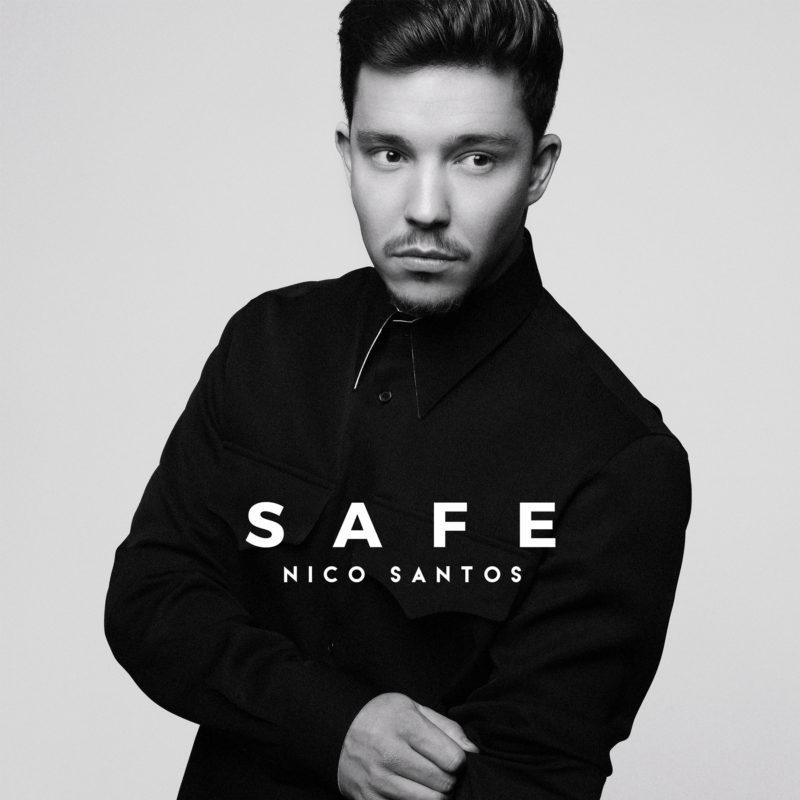 NICO SANTOS holt mit SAFE Platz 1 der Airplaycharts