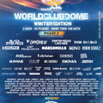 BigCityBeats WORLD CLUB DOME Winter Edition verkündet Line Up Phase 2