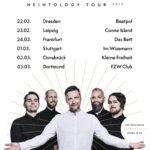 Adam Angst kündigen weitere Konzerte für 2019 an