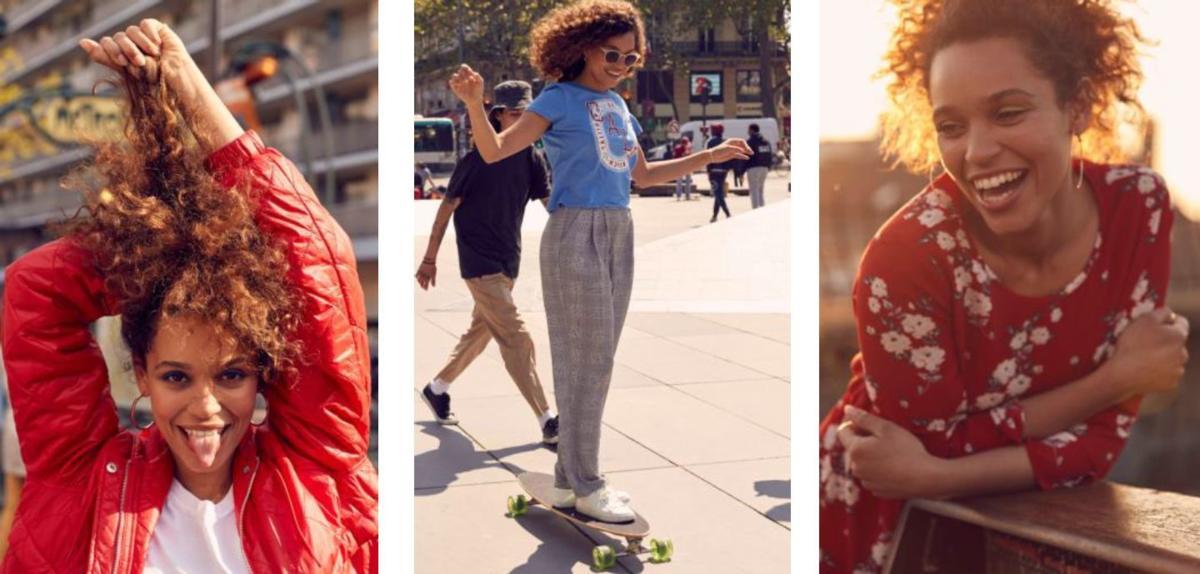"""Izzy Bizu ist das neue Gesicht der """"H&M Divided Music""""-Kampagne"""