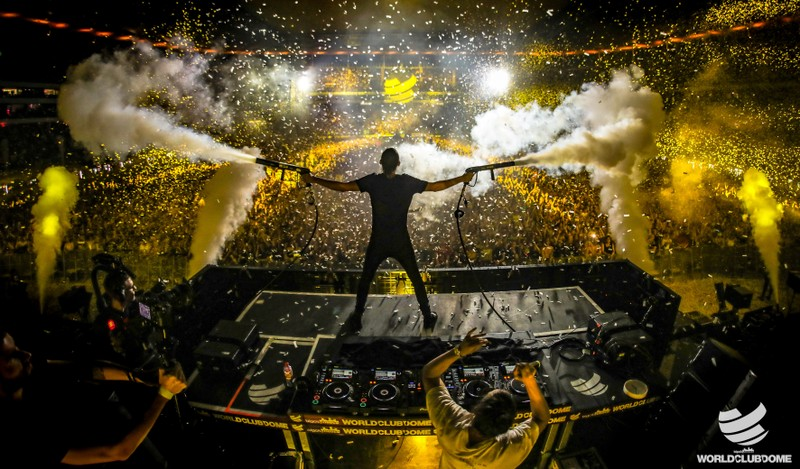 Swedish House Mafia Member Sebastian Ingrosso kommt zur BigCityBeats WORLD CLUB DOME Winter Edition