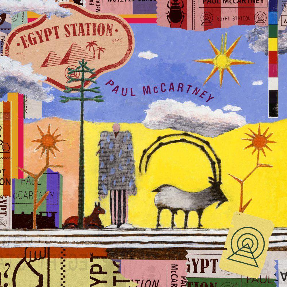 """Paul McCartney erobert mit """"Egypt Station"""" die Spitze der Offiziellen Deutschen Albumcharts"""