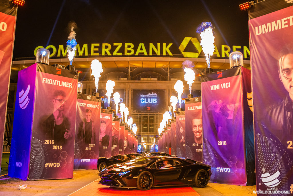 BigCityBeats WORLD CLUB DOME Winter Edition 2018 – alle VIP-Tables sold-out!