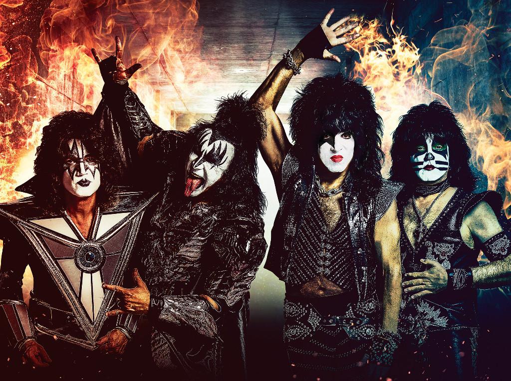 """KISS """"End Of The Road World Tour"""" Ankündigung der Deutschlandkonzerte"""