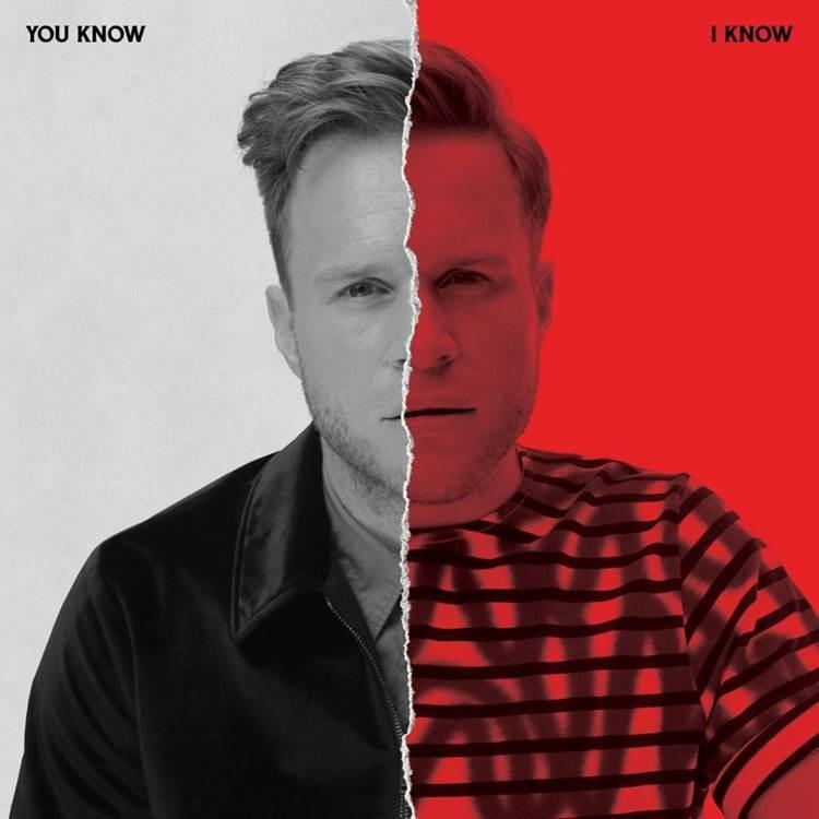 "+++ Neues Olly Murs-Album ""You Know I Know"" erscheint am 9. November +++"