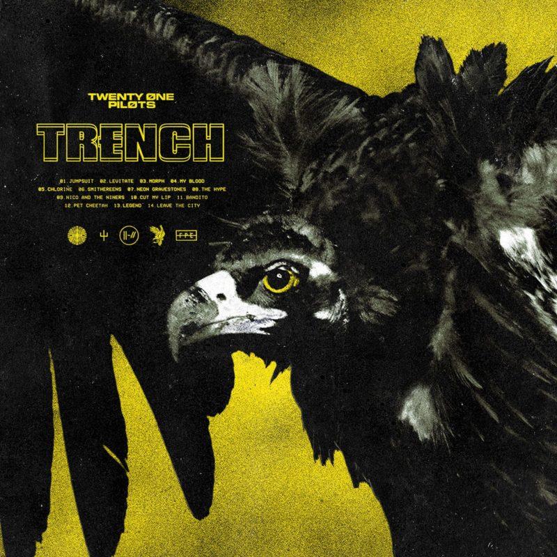 """Twenty One Pilots veröffentlichen ihr neues Album """"Trench"""""""