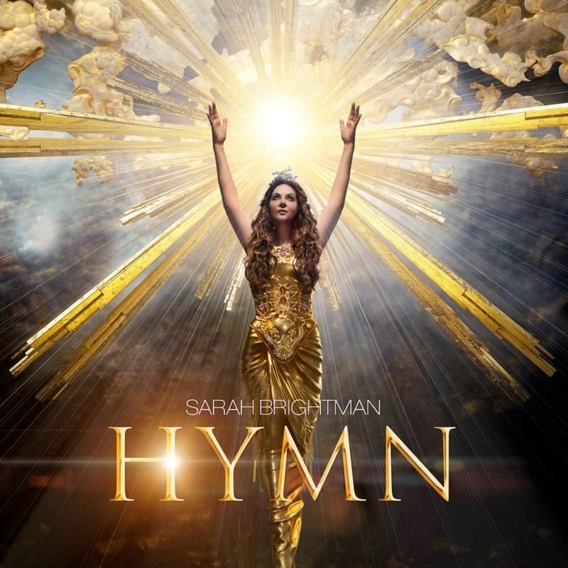 """Hymn: Sarah Brightman in Concert"" einmaliges Kino-Erlebnis am 09. Dezember"