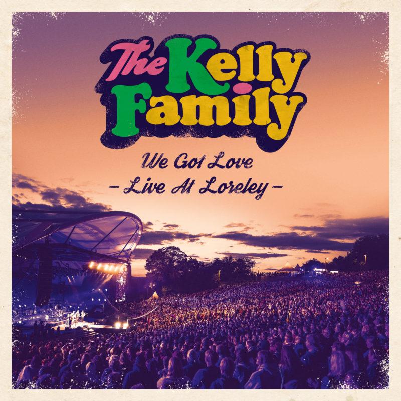 The Kelly Family auch 2018 wieder auf Platz 1 der Offiziellen Deutschen Albumcharts!